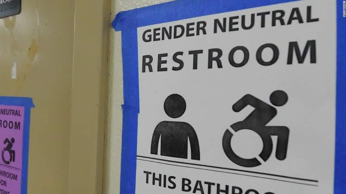 Transgender Bathroom Issue A Solution Cnn