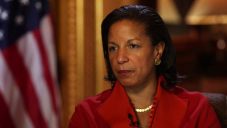 Susan Rice talks Obama's upcoming Hiroshima trip