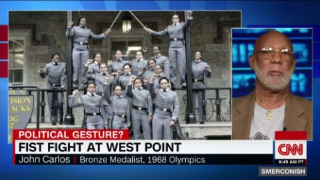 West Point Fist Salute Controversy_00025320