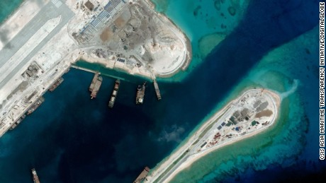 China talks tough over South China Sea