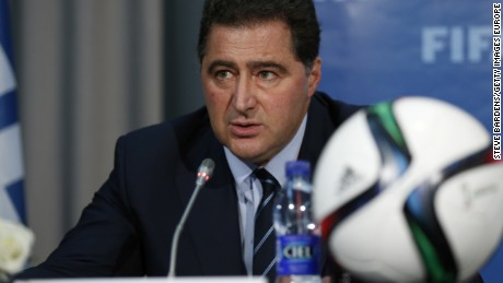 Domenico Scala has resigned as chairman of FIFA's audit and compliance committee.