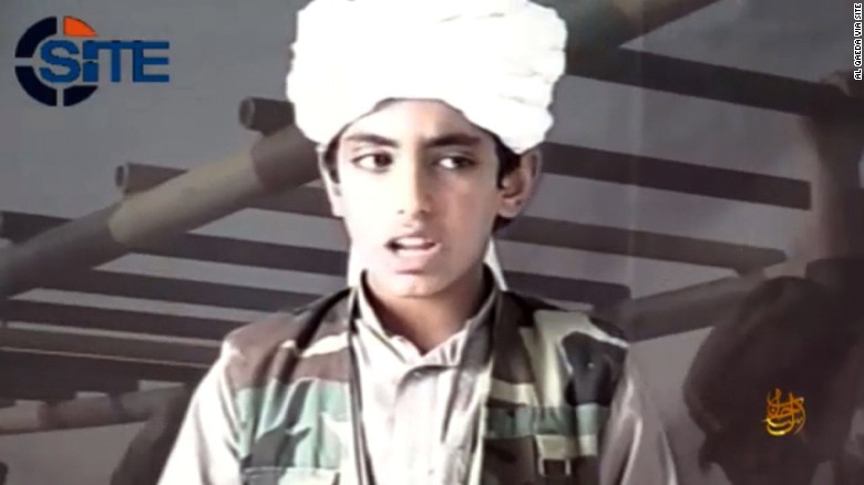 (2016) Bin Laden's son calls on jihadis