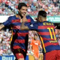 Suarez third