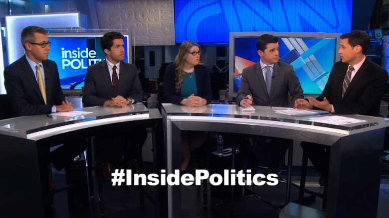 'Inside Politics' Forecast: Clinton's secret weapon