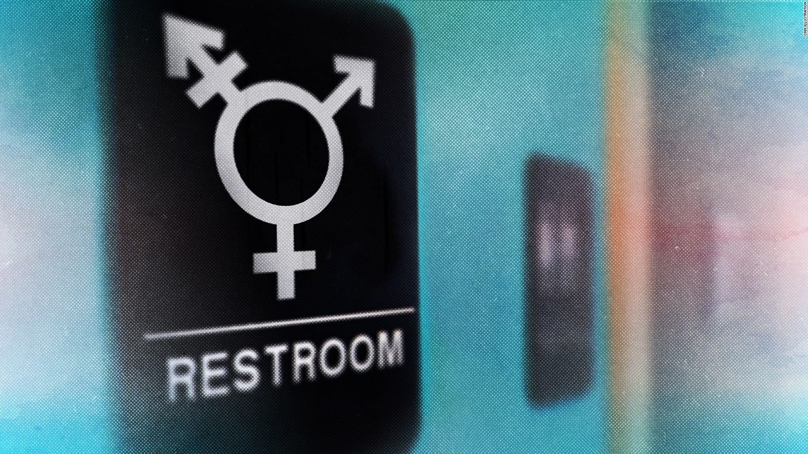 Trump Administration Withdraws Federal Protections For Transgender - Transgender bathrooms