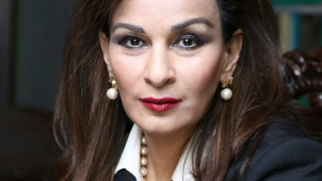 Sherry Rehman is an opposition Senator in Pakistan's parliament