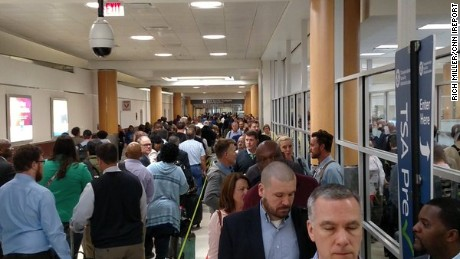 TSA turmoil: Why the long lines?