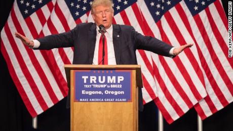 Donald Trump vs. Sadiq Khan