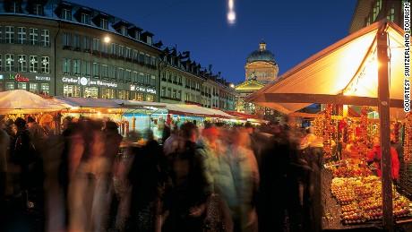 Bern's Onion Market celebrates the pungent bulb.
