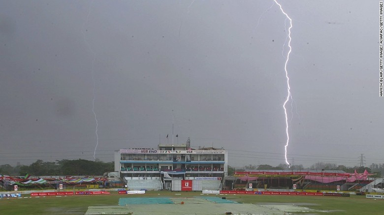 Lightning strikes kill 65 in four days in Bangladesh
