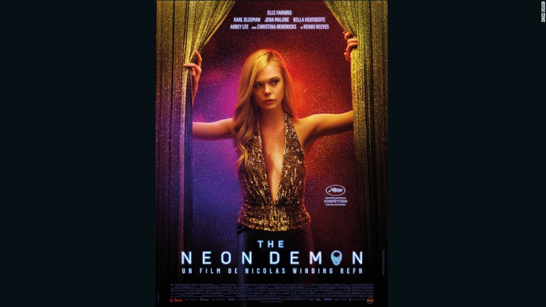 """The Neon Demon"" is released in the U.S. on June 24 and the UK on July 8."