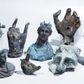 shipwreck ancient roman sculptures