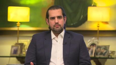 sot amanpour Shahbaz Taseer father pakistan_00001109