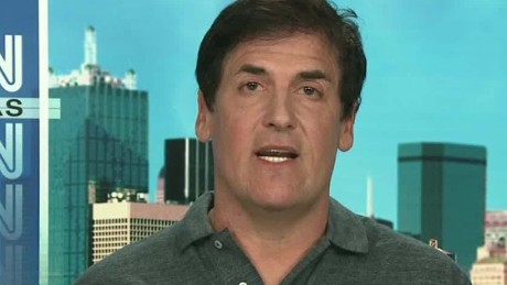 mark cuban intv donald trump hillary clinton vote sot erin _00005315
