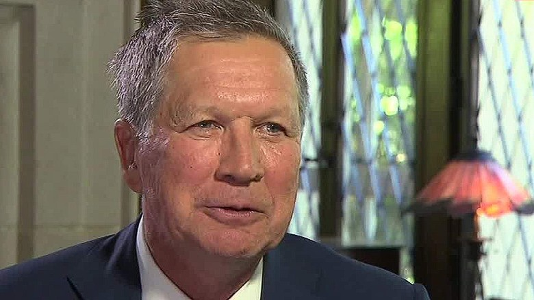 John Kasich: 'I'm not inclined' to be Trump's VP