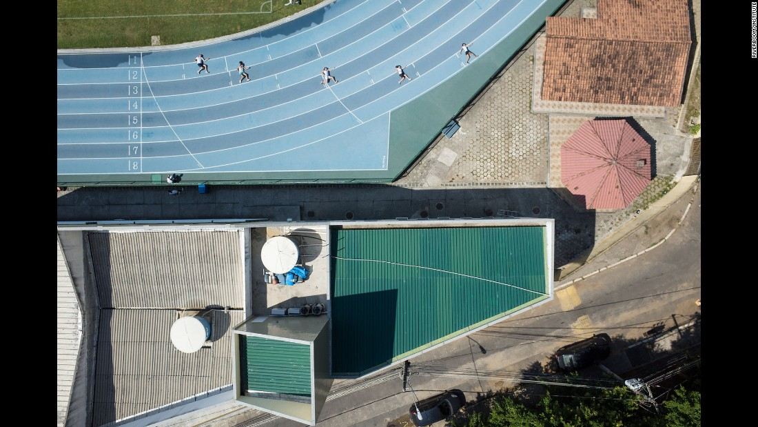 Rio's main athletics complex is hosted by the Military School of Physical Education, which is near Sugarloaf Mountain.