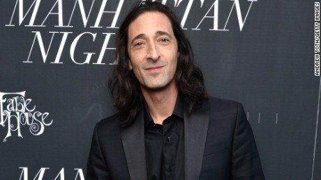 Adrien Brody attends the 'Manhattan Night' New York screening on May 16, 2016 in New York, New York.