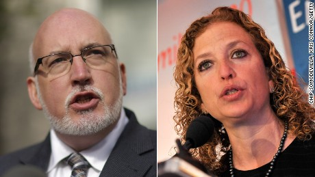 Sanders campaign manager: DNC chairwoman 'throwing shade' on Bernie