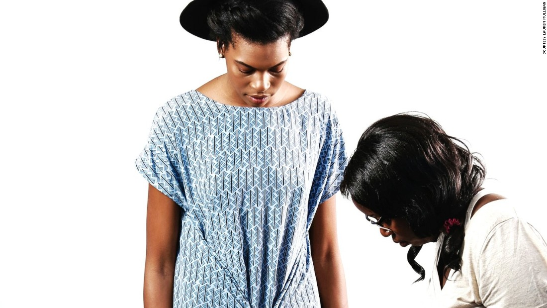 Clothing brand Loin Cloth & Ashes. Anisa Mpungwe's brand has been involved in fashion weeks in South Africa, Mozambique, Angola, Italy, Sweden and New York.