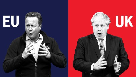 Who's who and how are they voting? Key players in UK referendum
