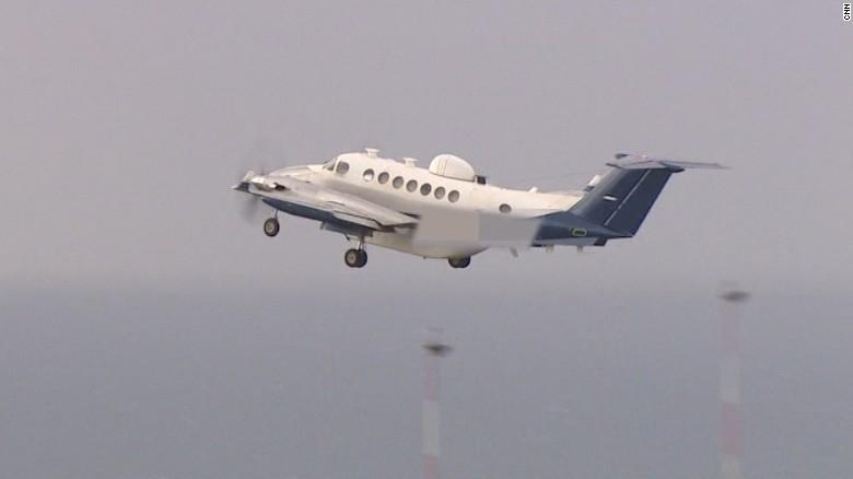 U.S. spy planes keeping tabs on ISIS in Libya