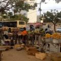 senegal dakar street scene