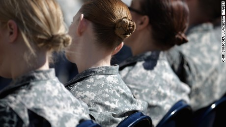 Pentagon report says military sexual assaults decreased in 2016