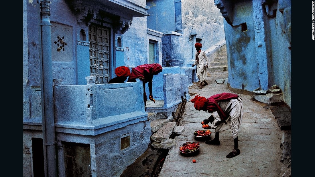 """These extraordinary images of India are presented in a beautiful book by the artist in association with Peter Fassman gallery."""