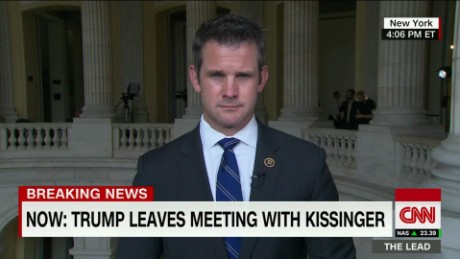 rep. adam kinzinger donald trump foreign policy potus race the lead_00012509.jpg