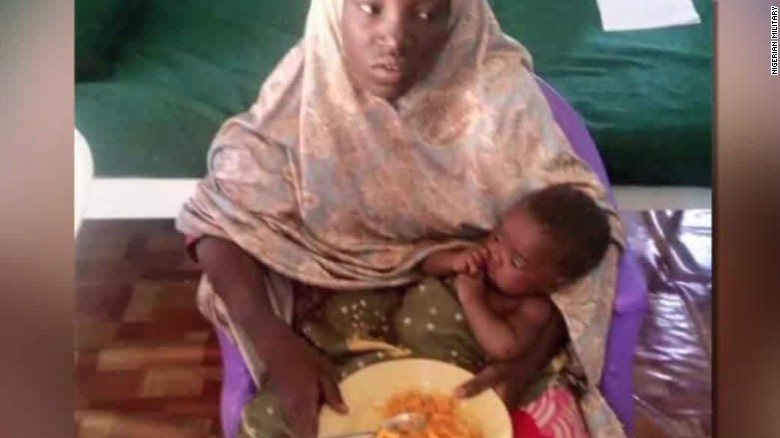 Missing girl found after 2 years as Boko Haram prisoner