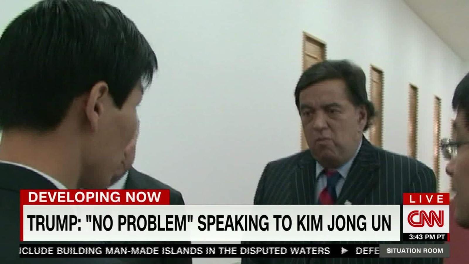 Trump And Kim Jong Un Part 25