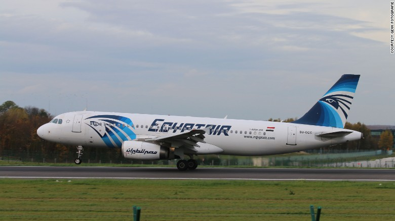 EgyptAir Flight 804: A timeline of what happened