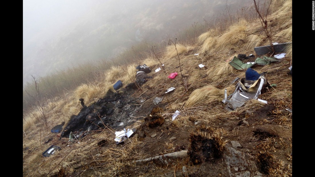 "A Tara Air plane <a href=""http://edition.cnn.com/2016/02/24/asia/nepal-missing-plane/"">crashed on February 24</a> in mountainous northern Nepal. It was midway through what should have been a 19-minute flight. Twenty-three people were killed."