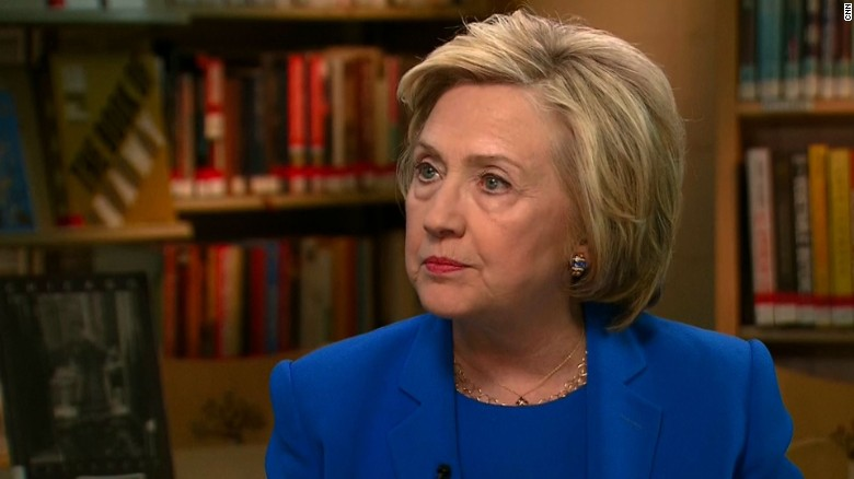 Hilalry Clinton: Trump not qualified to be president