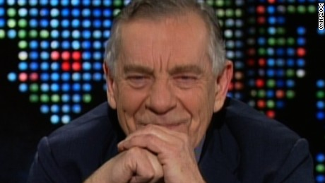 Morley Safer discusses his career in journalism with CNN's Larry King. February 5, 2001.