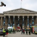 Greenpeace protest british museum 3