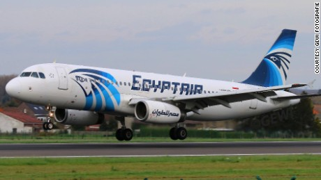 EgyptAir VP: Flight 804 checks 'done in good time'