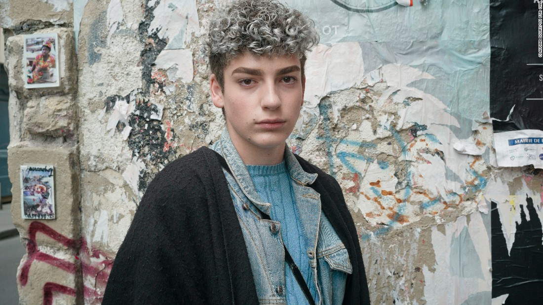 Dan, 17, student.