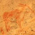 basarwa cave art