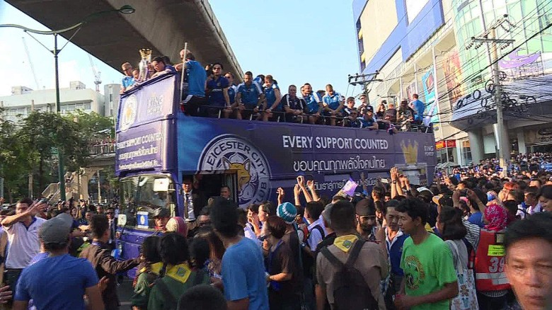 bangkok leicester city football club parade mohsin lklv_00014014
