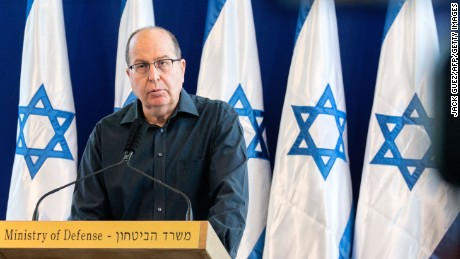 Israeli defense minister resigns in political shake-up