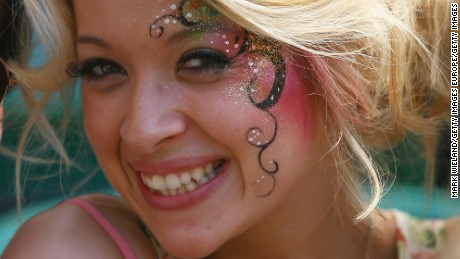 London Sevens: Fancy dress is back in fashion at Twickenham