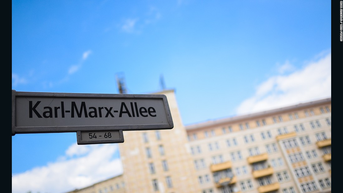 """Luckily the Berlin city authorities were amazing to us -- we are going to race right in the heart of Berlin in Alexander Platz near Karl Marx Allee,"" Agag said."