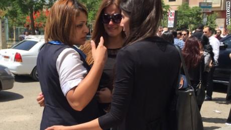 EgyptAir flight attendants who knew crew aboard Flight 804