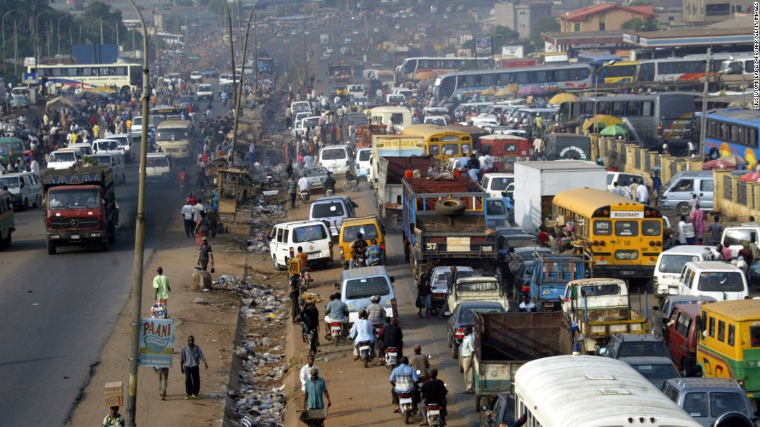 "Onitsha -- a city few outside Nigeria will have heard of -- has the undignified honor of being labeled the world's most polluted city, according to <a href=""http://www.who.int/mediacentre/news/releases/2016/air-pollution-rising/en/"" target=""_blank"">data </a>released by the World Health Organization (WHO)."