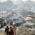 Onitsha traffick pollution