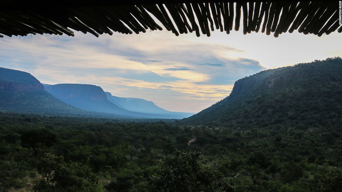 Marataba Private Game Reserve is on the northwest edge of the picturesque Marakele National Park.