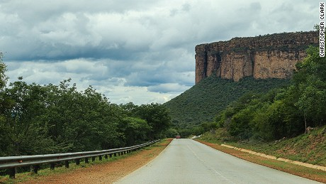 The great African road trip: The Waterberg Meander.