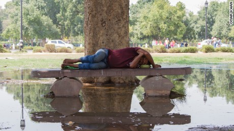India recorded its highest ever temperature on Thursday, in Phalodi, Rajasthan, where numbers shot up to a burning 51 degrees Celsius (123.8 degrees Fahrenheit)