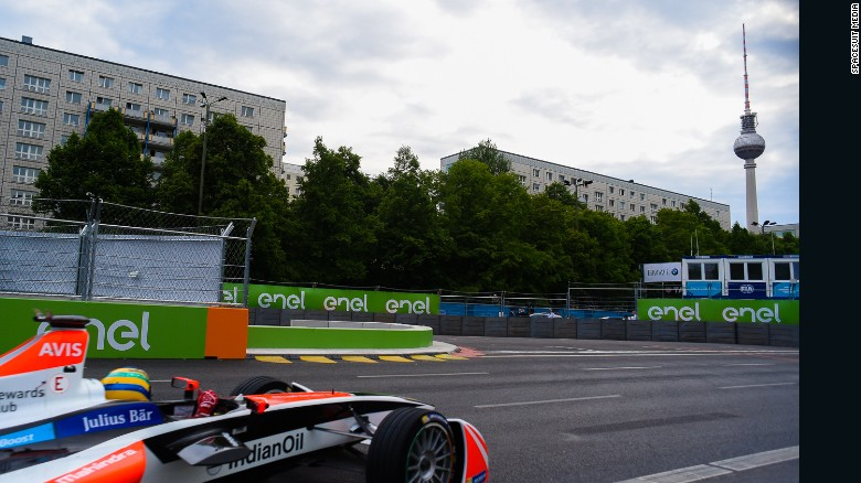 Berlin ePrix preview: Formula E double header